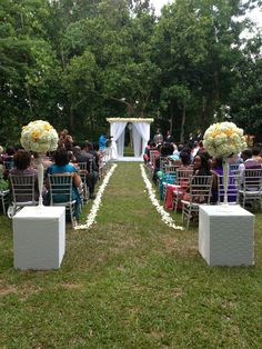 Are you an outdoor type person. How about a garden wedding #paradise #productionbox #weddings #jamaica