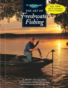 Fishing Books, Fresh Water, Aquarium, Environment, America, Creative, Popular, Art, Food