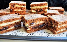 Romanian Desserts, Romanian Food, Condensed Milk Cake, Food Cakes, Vegan Chocolate, Healthy Desserts, Food Inspiration, Cookie Recipes, Bakery