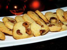 Masarykovo cukroví Pretzel Bites, Hot Dogs, Sausage, French Toast, Bread, Cookies, Baking, Breakfast, Ethnic Recipes