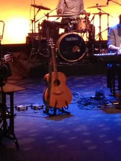 Una guitarra, una sensación...