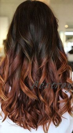 i kinda want hair like this....
