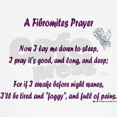 Fibro prayer