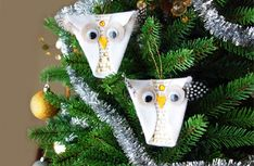 dPage 7 - 10 Homemade Christmas Ornaments I Christmas Activities for Kids I Holiday Crafts - ParentMap