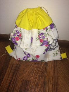 My handmade Eko Bag Shopping bag School bag Bagpack School Bags, Drawstring Backpack, Shopping Bag, Photo And Video, Handmade, Instagram, Fashion, Moda, Hand Made