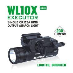 Nextorch WL10X Executor Gunlight 230 Lumens