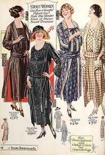 It'll Take The Snap Out Of Your Garters!: 1923 Fashions IN COLOUR!