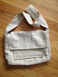 Step by Step DIY: A Little Boy Bag