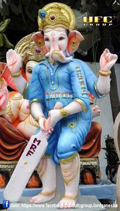 Lord Ganesha Jai Ganesh, Ganesh Lord, Ganesh Statue, Shree Ganesh, Ganesha Art, Lord Krishna, Krishna Art, Ganesha Pictures, Ganesh Images