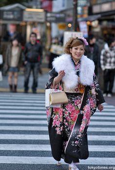 Coming of Age Day kimono, LEE, TokyoTimes