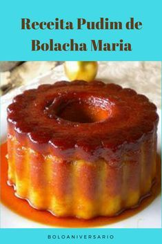 Portuguese Recipes, Cheesecakes, Cake Cookies, Pecan, Food To Make, Deserts, Food And Drink, Banana, Tasty