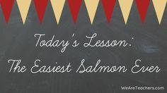 Easiest Salmon Ever
