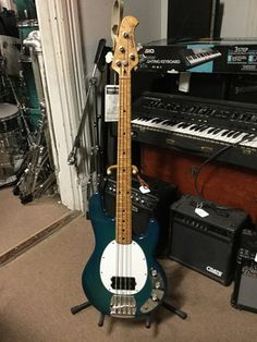 299 Best Musicman Basses Images In 2019 Bass Guitars Electric