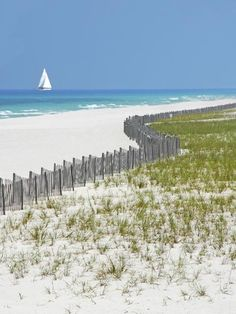 Santa Rosa island in Pensacola beach is quieter and less crowded than Destin but close enough you can still see everything Destin has to offer Pensacola Beach Florida, Belle Villa, I Love The Beach, Us Beaches, Cape Cod Beaches, Places To Travel, Places To Visit, Beach Scenes, Ocean Beach
