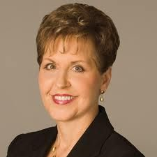 Joyce Meyer - Always telling it like it is!  God uses her to speak directly to me ...