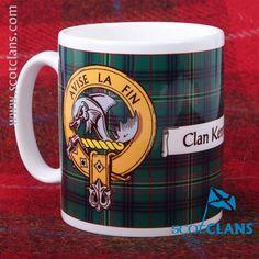 Kennedy Clan Crest &