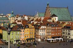 Varsovia: Más información: http://www.mundo-geo.es/viajes-y-expediciones/viajes/los-10-viajes-mas-baratos-en-verano