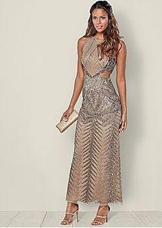 Maxi Dresses & Long Dresses Online at VENUS®