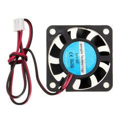 24V DC 40mm Cooling Fan For RepRap 3D Printer Hot End Extruder