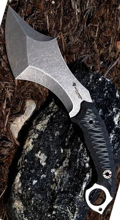 Maserin Knives Outlander Fixed Survival Blade Knife @aegisgears