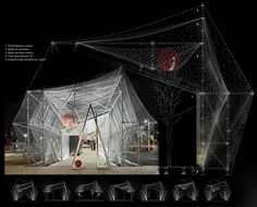 Gallery of A Scaffolding System for a Temporary Facility / Peris+Toral.arquitectes - 19