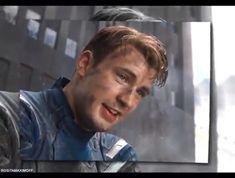 made by: rositamaximoff Steve Rogers Bucky Barnes, Chris Evans Captain America, Marvel Actors, Stucky, Marvel Fan, Doctor Strange, Tony Stark, Tom Holland, Marvel Cinematic Universe
