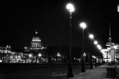 Palace Square – AANESTAD IN BLACK & WHITE