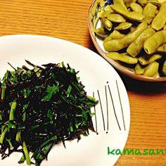 みちゃこちゃん…ごめんなさいアカウント名忘れて食べ友にできなかった(꒦ິ⌑꒦ີ) 簡単で、とっても美味しかった(≧∇≦) また作るね! 黒豆の枝豆、最高〜(≧∀≦*)ノ - 69件のもぐもぐ - みちゃこちゃんのニラとヒジキのマリネ!黒豆の枝豆も出てきました(o^^o) by kamasann