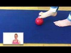 Footlogics - Hielspoor kun je verlichten met goeie hielspooroefeningen - YouTube