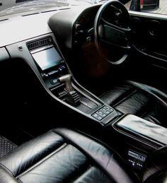 Bachman-Turner Overdrive; Porsche 928 Interior