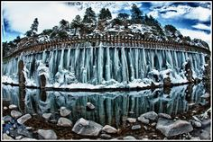 Truckee River Flume Ice | Flickr - Photo Sharing!