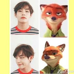Ahhh cute....😍😍 I see no difference