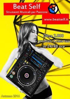 Vieni a trovarci su www.beatself.it
