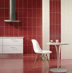 Die richtige Fliesenfarbe für Ihre Küche/Ihr Bad aussuchen - http://freshideen.com/badezimmer-ideen/fliesen-farben.html