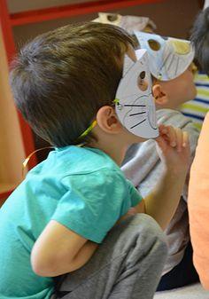"""2.12.2015 lekcje edukacyjne w dwóch Oddziałach Niepublicznego Przedszkola Montessori """"Chatka Puchatka"""" w Rzeszowie"""