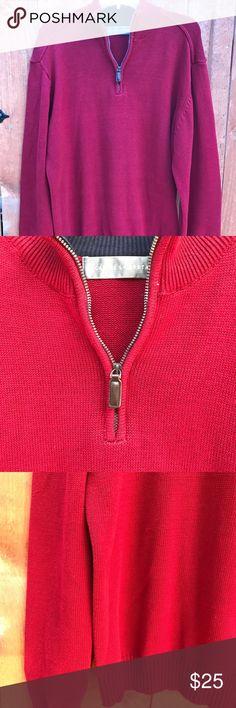 Oscar de la Renta Cotton Sweater Excellent condition. Oscar de la Renta Sweaters