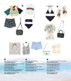 Style Guide: Sormeh Hafezi  Your Inner Beach Bunny Charlotte Urban Home 2014