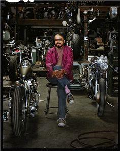 4h10 Motorcycle Workshop, Motorcycle Shop, Motorcycle Garage, Motorcycle Design, Custom Bmw, Custom Harleys, Custom Bikes, Vintage Cafe, Vintage Bikes