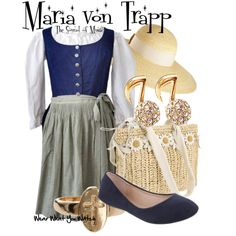 """""""The Sound of Music"""" by wearwhatyouwatch on Polyvore"""