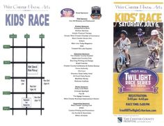 Kids Bike Race 2013!  West Chester dental Arts 403 N. Five Points Road West Chester, PA 19380 (610)696-3371