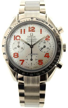 Omega Speedmaster Reduced Chronograph Automatic Watch