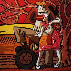 STA60194.JPG (Painting) by Alfredo Lopez