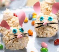 Poptastic Easter bunnies