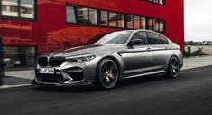 Ac Schnitzers New Bmw M5 Is Stupidly Fast And Ready For Its Essen Debut Bmw Bmw M5 New Bmw