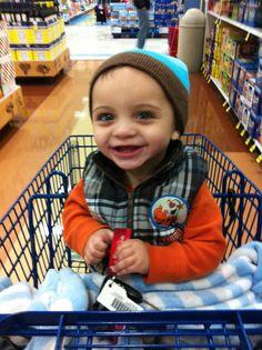 Cutest baby Keegan. Mixed Baby. Fashion.
