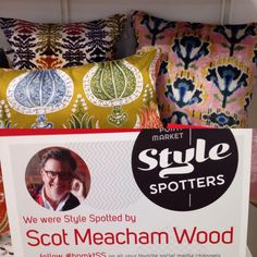 Thanks to Scot Meacham Wood for the #hpmkt #hpmktss shout out for our own designs in hand made silk suzani and silk velvet ikats. #silkvelvetikat #silkvelvet