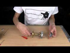 Jet Engine Homemade 2.0   construction phase 3 - YouTube
