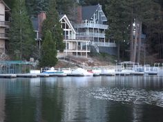Paradise Cove, Lake Arrowhead, CA