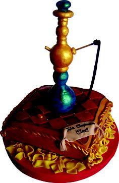 Cojin Arabe Cake