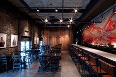 [Coffe Shop & Bar Design] Creative Alliance Cafe - PI.KL Studio and Kroiz Architecture